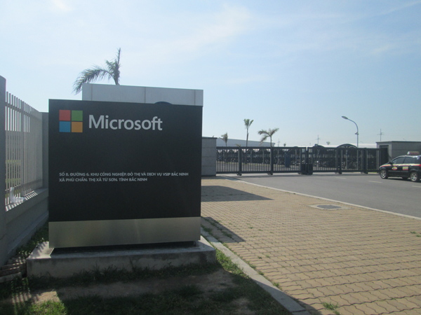 MICROSOFT VIET NAM CO.,LTD